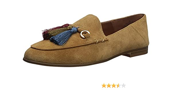 8eed4826809 Nine West Women s WESLIR Suede Loafer Flat