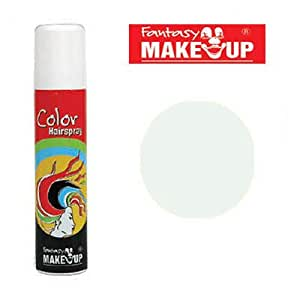 Pelo de Color de aerosol, 75 ml Lata, color blanco