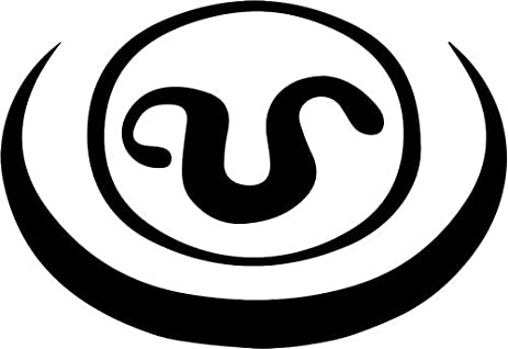 Amazon Apophic Egyptian God Symbol Vinyl Decal Sticker Bumper