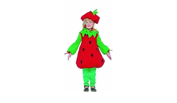 Alco Disfraz Infantil 4-6 años FRESITA: Amazon.es: Juguetes y juegos