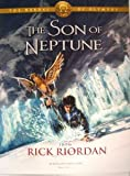 SDCC 2011 The Son Of Neptune RICK RIORDAN Poster 19 x 25
