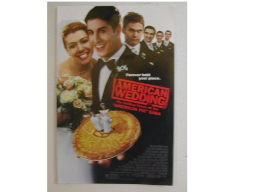 American Wedding Movie Poster American Pie