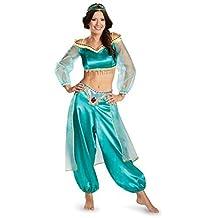 Disguise Women's Disney Aladdin Jasmine Sassy Prestige Costume