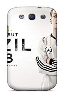 For Galaxy S3 Tpu Phone Case Cover(mesut Ozil Germany) by supermalls