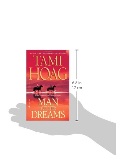 Man of Her Dreams (Quaid Horses): Tami Hoag: 9780553591972: Amazon.com: Books