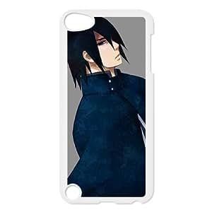 Naruto iPod Touch 5 Case White Exquisite gift (SA_653223)