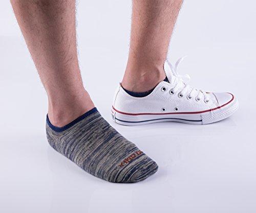 Yingdi No Show Copper Socks - no show