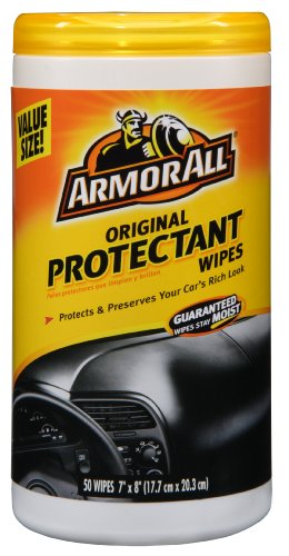 Armor All Original Protectant Wipes (50 count)