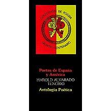 Colección de Poesía Quinto Centenario: Antología Poética de Harold Alvarado Tenorio (Poetas de España y América nº 26) (Spanish Edition)