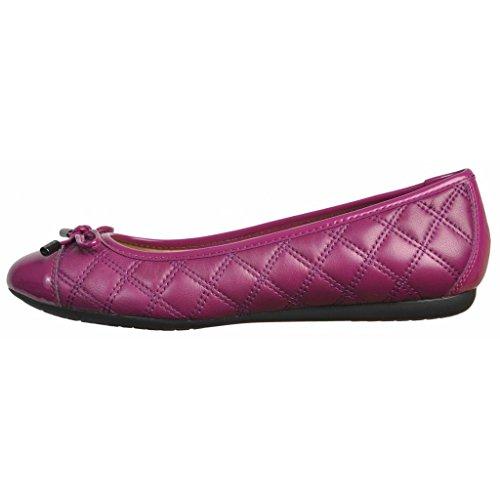 Lola Rose le A Ballerines Ballerines Rose Violet Fonc Mod D Geox Marque Couleur nS1qxw8WBa