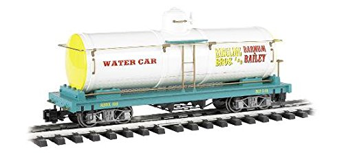 Bachmann Industries Ringling Bros. and Barnum & Bailey - Water Tank Car - Large
