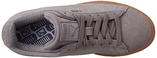 Puma 361098 - Zapatillas de deporte Unisex adulto Gris - Gris (Steel Gray/Peacoat)