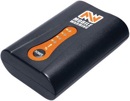 ANSAI MW BLACK BATTERY SINGLE by Mobile Warming