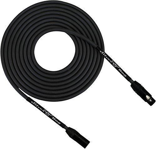 Rapco Horizon SLVRHOGM-40 40ft XLR to XLR Microphone Cable [並行輸入品] B07DZKK72T
