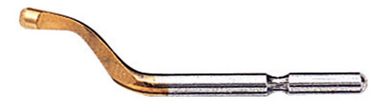 SHAVIV 29037 E100 Heavy Duty TIN Coated Blades (E100P) (Pack of 10)