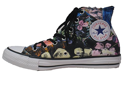 Converse All Star Hi Graphics - Zapatos Mujer Kyoto Flowers