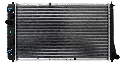 Replacement Radiator For 1995-2002 Chevy Cavalier 2.2L 2.3L 2.4L (02 Sunfire Pontiac Radiator)