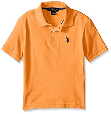 U.S. Polo Assn. Boys' Classic Polo Shirt