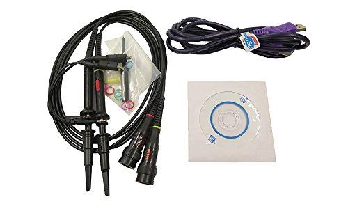 20Mhz Bandwidth Dual-channel PC Based USB Digital Storage Virtual