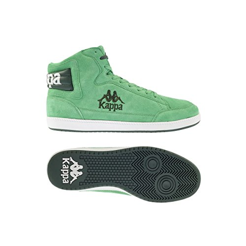 Sneakers - Authentic 0083 Green-Dk Green