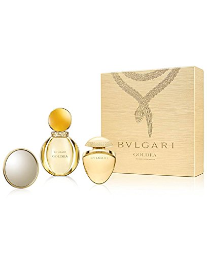 Bvlgari Goldea 3 Piece Travel Beauty Set Eau De Parfum by Unknown