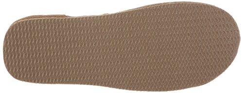 Shepherd Annie, Zapatillas de Estar por Casa, Unisex Marrón (Braun/Antique Cognac)