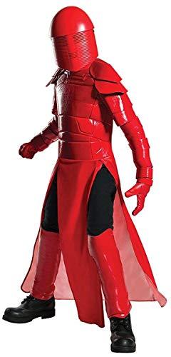 Rubie's Star Wars Episode VIII: The Last Jedi, Child's Super Deluxe Costume Praetorian Guard, Small]()