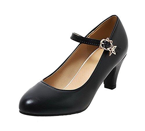 Unie Boucle Ageemi Couleur Femme Shoes qnwO1
