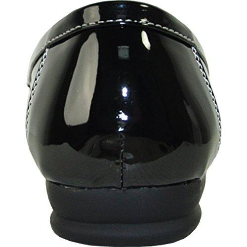 Kozi Scarpa Comfort Donna Th6253_black Con Trapuntino Trapuntato 39m