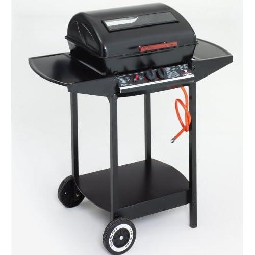 41JGjgw8iPL. SS500  - Grill Chef by Landmann 12375FT 2 Burner Gas Barbecue