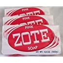 Amazon Com Zote Laundry Soap Bar Stain Remover