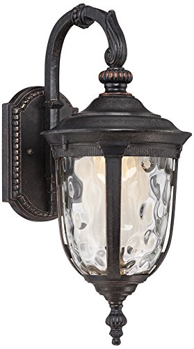 Bellagio 16 1/2'' High Down Arm LED Outdoor Light by John Timberland