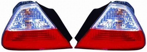 2002 Honda Accord Coupe Tail - 7