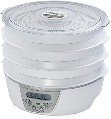 Presto 06301 Dehydro Digital Electric Food Dehydrator Renewed