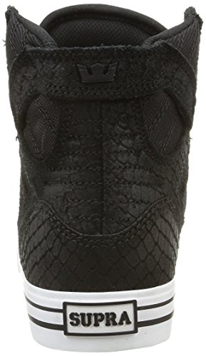 Supra Skytop - Zapatillas de Deporte Unisex adulto Black-White