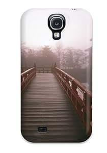 New Bridge Tpu Case Cover, Anti-scratch XOPfRcu523nFRTO Phone Case For Galaxy S4