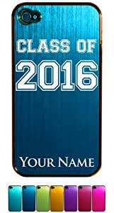 iphone covers Engraved Aluminum Iphone 5c Case/Cover - CLASS OF 2016, GRADUATION - Personalized for FREE (Click the CONTACT SELLER link after purchase to tell us your case color and engraving request)