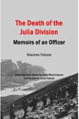 The Death of the Julia Division: Memoirs of an Officer Paperback