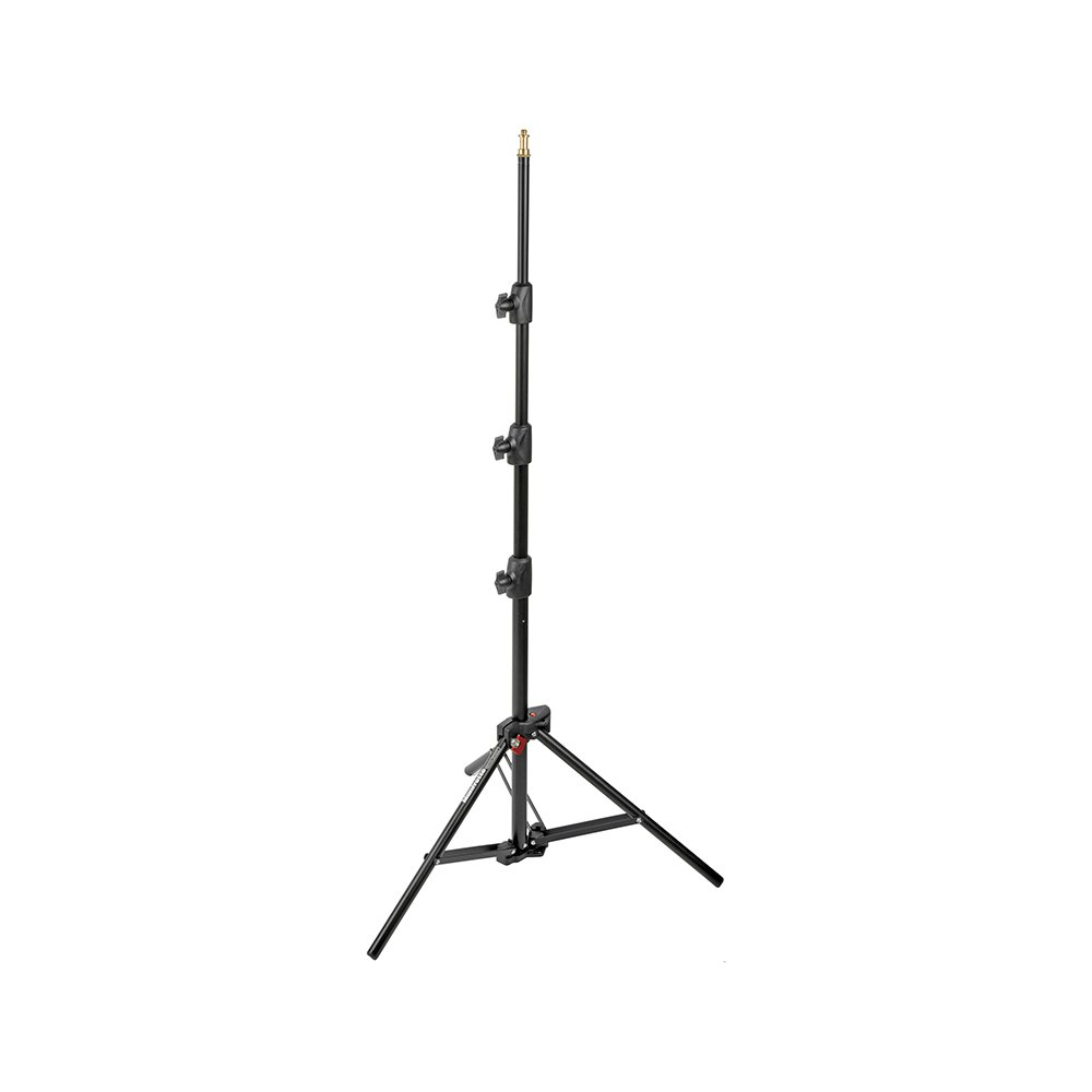 Manfrotto 1051 BAC Mini Compact Stand (Black) by Manfrotto