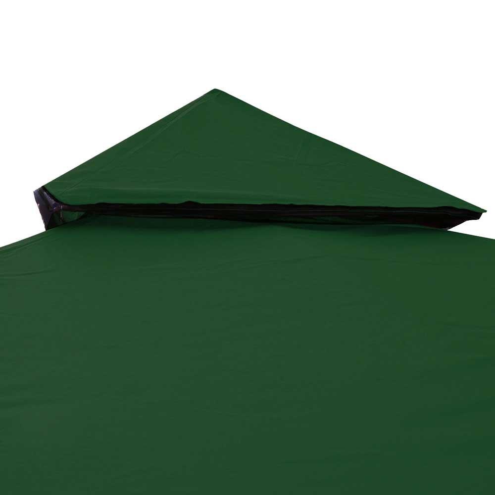 Amazon.com : Yescom 8u0027x8ft Gazebo Top Canopy Replacement 2 Tier UV30+  200g/sqm Outdoor Patio Garden Green Cover : Garden U0026 Outdoor