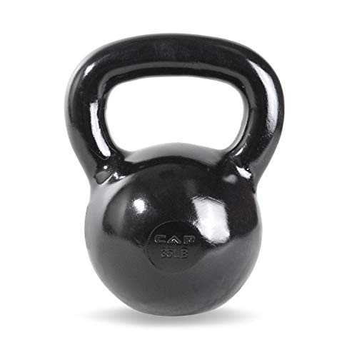 CAP Barbell Powder Coated Premium Kettlebell Weights