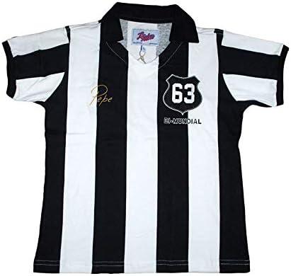 Camisa Pepe 1963 Listrado Liga Retrô Infantil Listrada