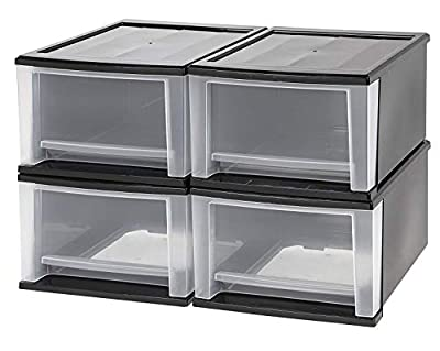 IRIS 7 Quart Stacking Drawer