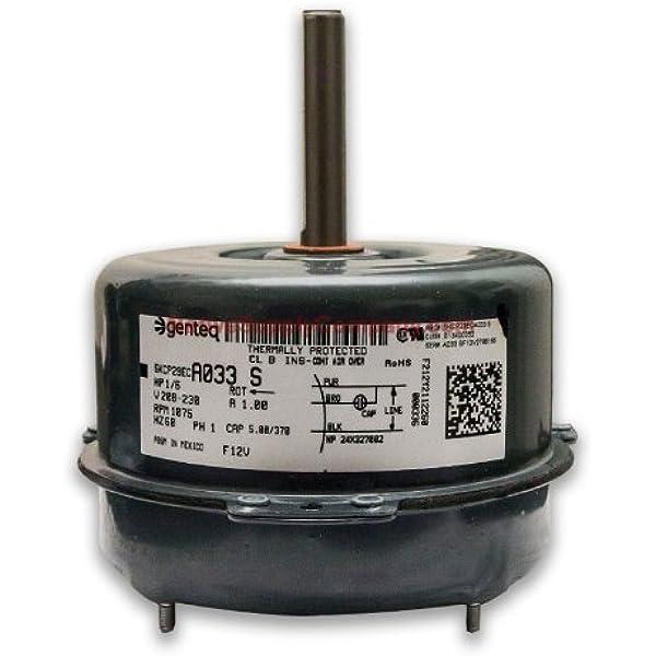 JYF-01-2 1550086 Véritable Réfrigérateur Fan Motor AC 220//240V 2 W