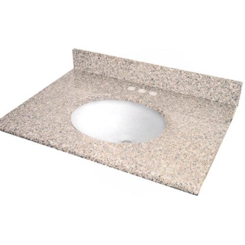 Pegasus Granite Vanity Top - 1