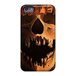 JonathanMaedel Apple Iphone 6 Best Cell-phone Hard Cover Unique Design Beautiful Soulfly Band Image [UfA1907ivTr]