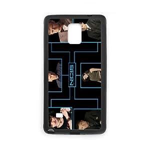 Samsung Galaxy Note 4 Phone Case Black Ncis F6517281