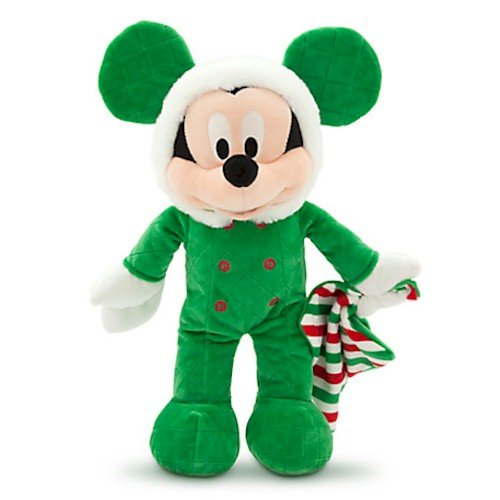 Disney Mickey Mouse Holiday Plush for Baby - Small - 15'' ()