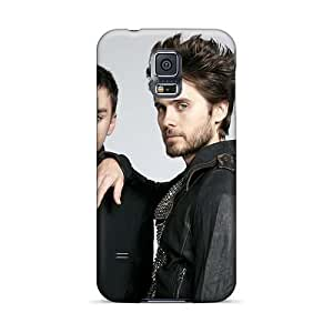 Samsung Galaxy S5 NlV17957UpFo Custom Trendy Three Days Grace Series Bumper Cell-phone Hard Covers -DannyLCHEUNG