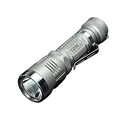Sunwayman Sunwayman Sunwayman C23C 1000Lm Rechargeable Flashlight XM-L2 U3 LED -Available in Natural or Negro 874e26